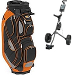 Golf Bags, Carts & Travel Bags