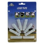 Golf Club Lead Tape